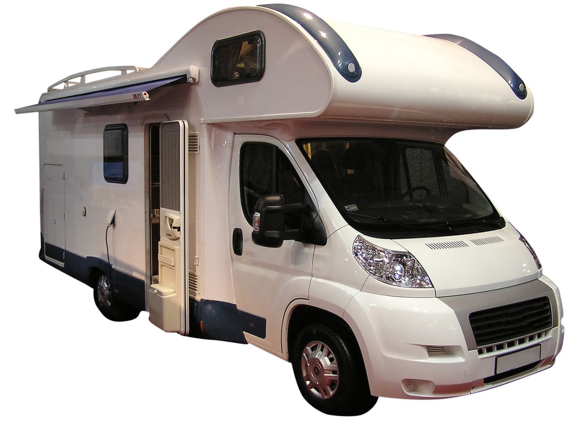 Campings, aires de camping-cars