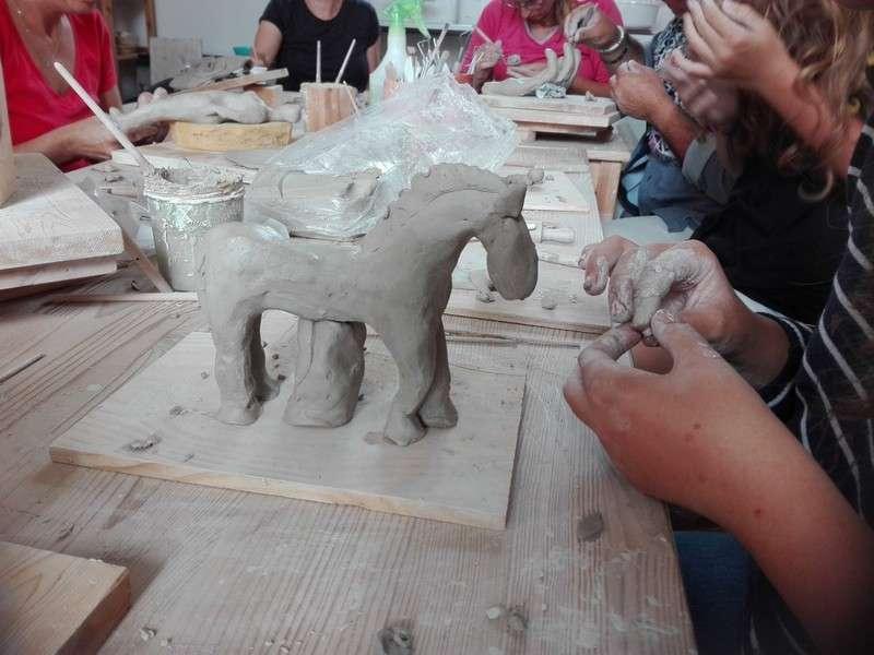 image de Atelier de modelage pour les enfants