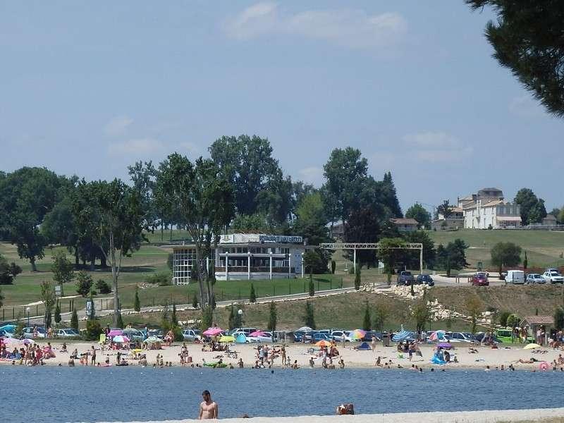image de Base de loisirs du Lac de Clarens