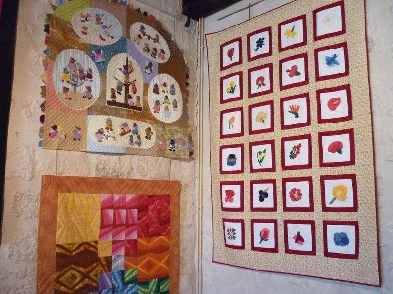 image de Exposition de la section patchwork de l'Amicale Laïque de Casteljaloux