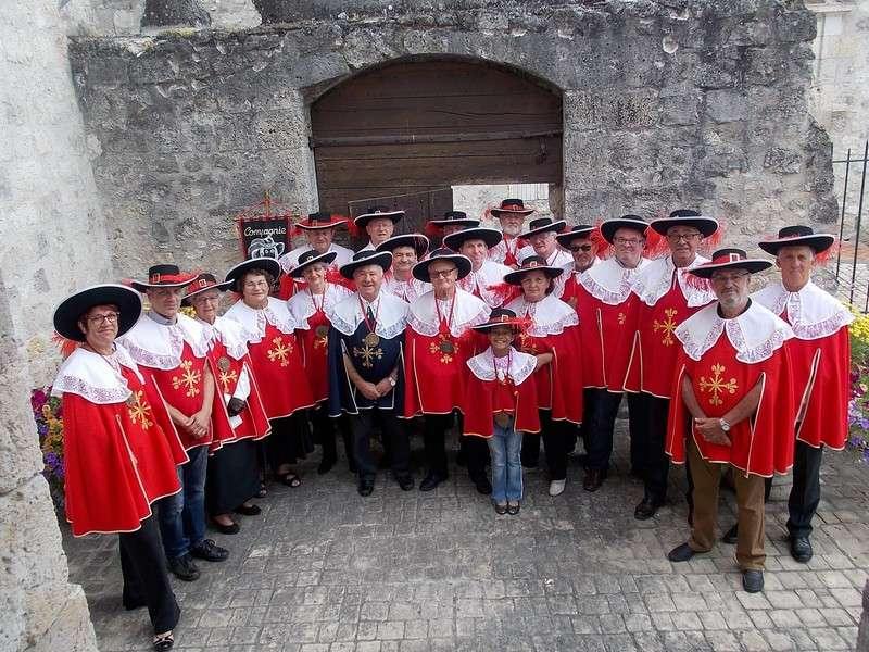 image de 23ème défilé et intronisations de la Compagnie des Cadets de Casteljaloux