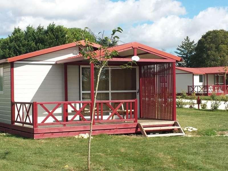 image de Domaine du Rossignon - Chalet la Guyane