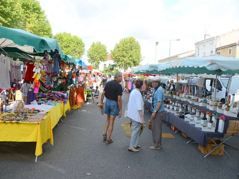 image de Marché traditionnel