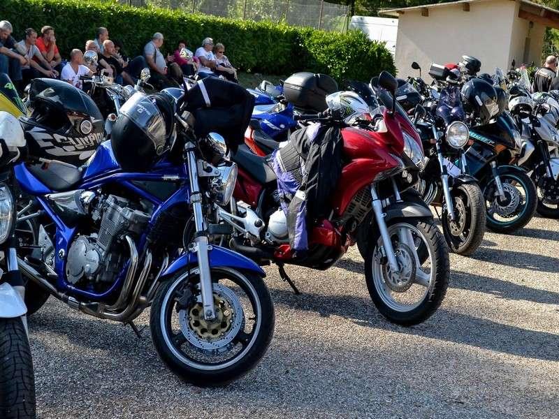 image de Nuit de la moto et hommage à Johnny Halliday