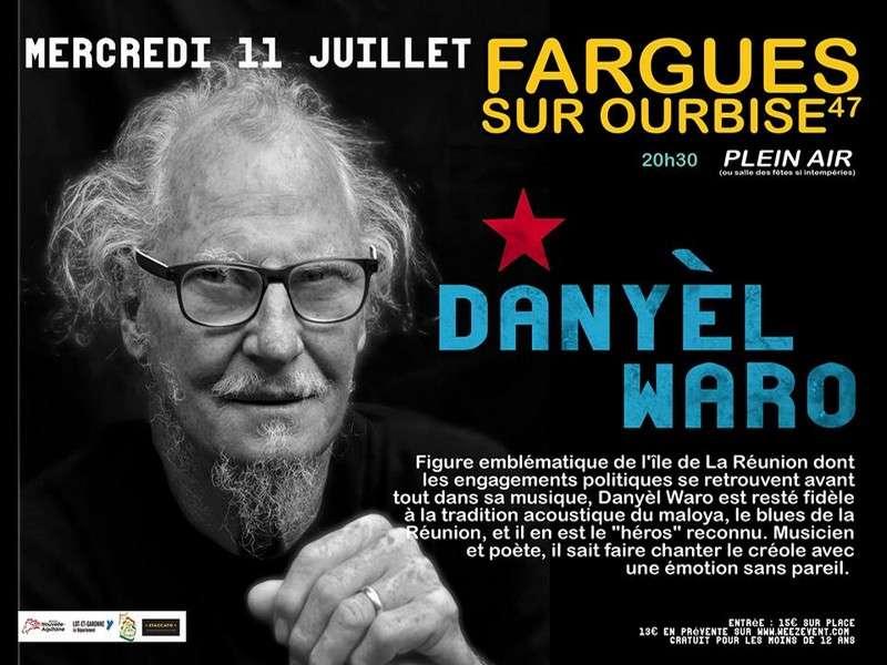 image de Concert de Danyèl Waro