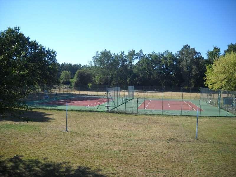 image de Courts de tennis de Houeillès