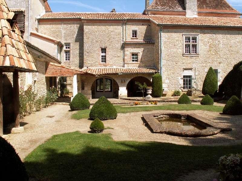 image de Visite du château de Malvirade à la lueur de chandelles
