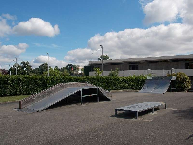 image de Skate parc
