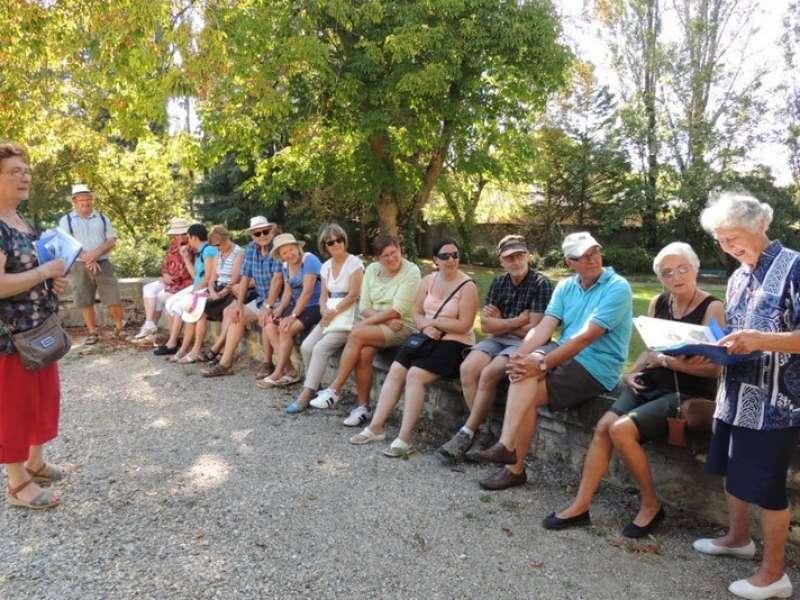 image de Visite commentée de la ville de Casteljaloux en anglais