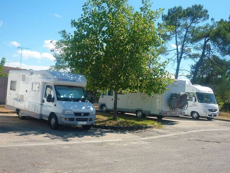 image de Aire de camping-cars de Casteljaloux