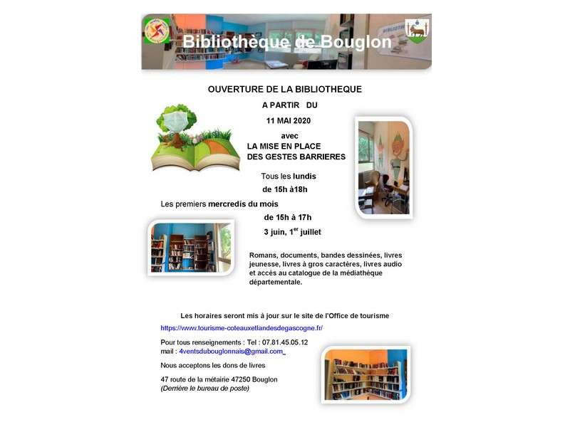 image de Bibliothèque associative