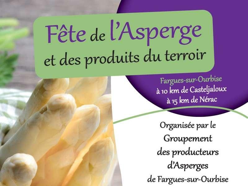 image de Fête de l'asperge et des produits du terroir