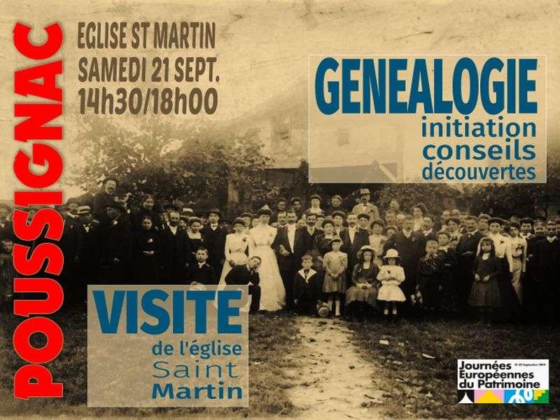 image de Journées du Patrimoine à Poussignac