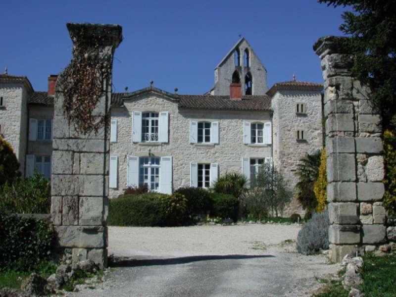 image de Du château de Ruffiac à l'église de Poussignac