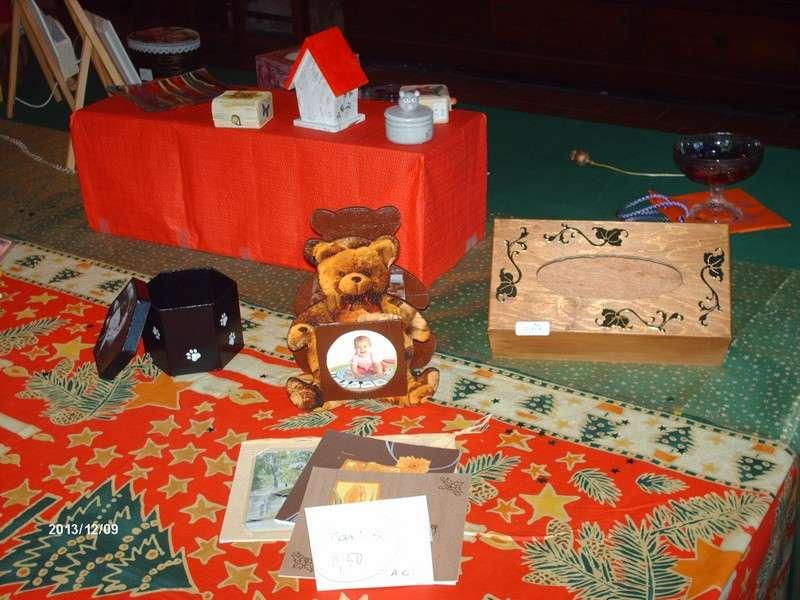 image de L'Amicale Laïque fait son marché de Noël