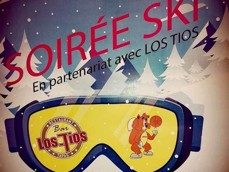 image de Soirée ski!