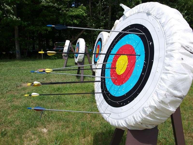 image de Concours interne de tir à l'arc