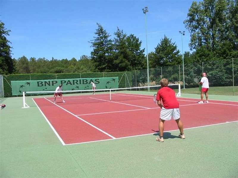 image de Courts de tennis de Casteljaloux