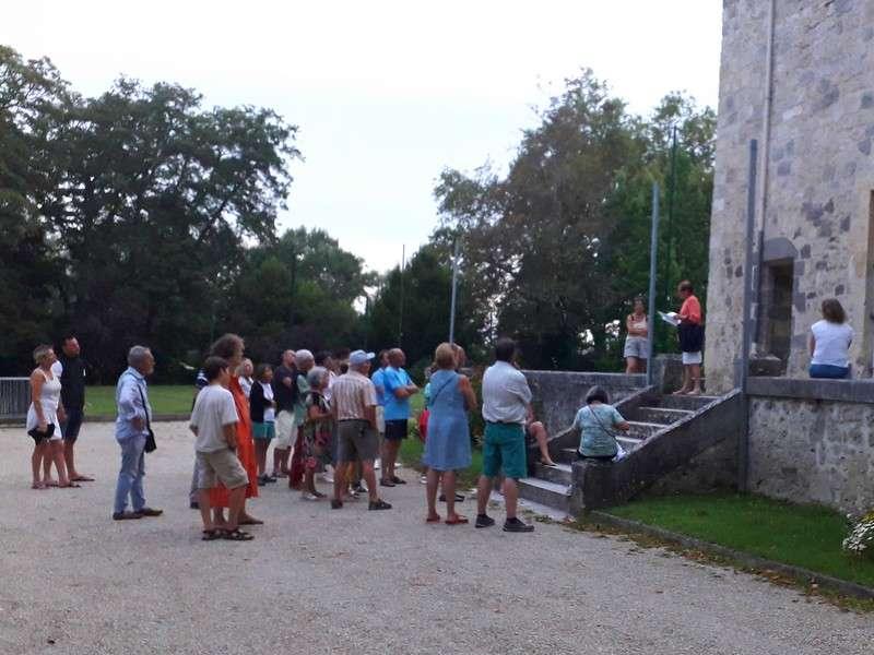 image de Visite commentée de la ville de Casteljaloux en nocturne
