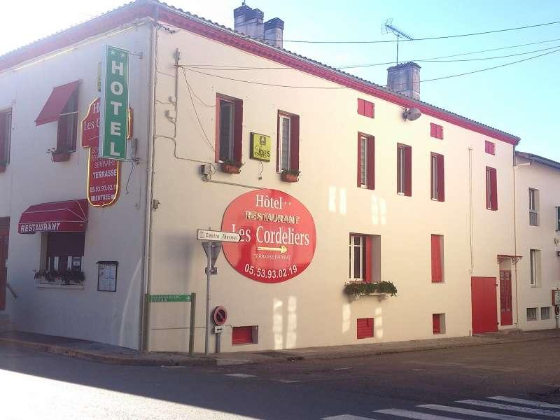 image de Hôtel-Restaurant Les Cordeliers
