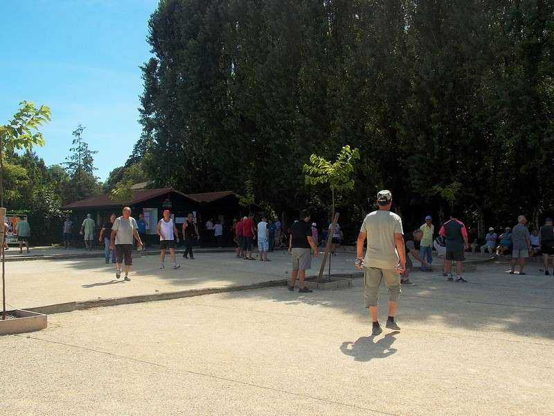 image de Boulodrome - terrain plein air