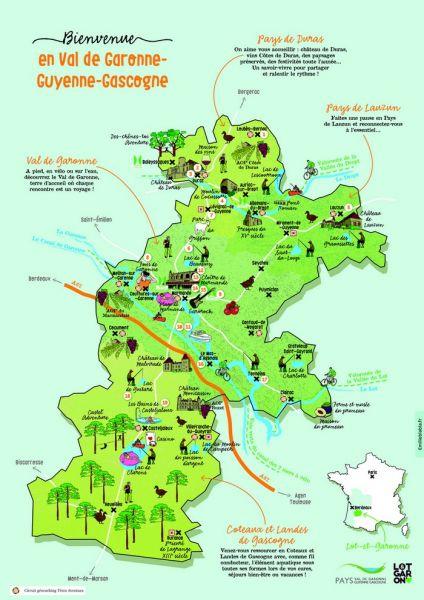 -Doc à télécharger : A la rencontre des artistes et artisans d'art du Pays Val de Garonne-Guyenne-Gascogne !